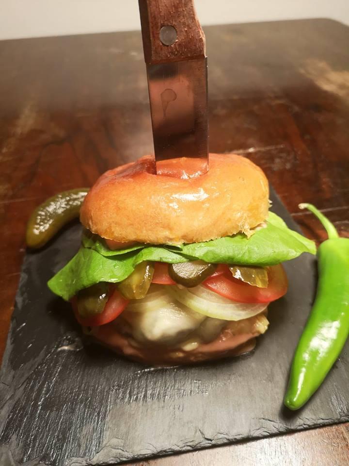 Cheeseburger opskrift, Green Chili-Cheeseburger – Denver-style